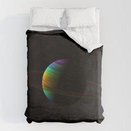 Aquarii Prime Duvet Cover