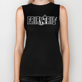 Fairytail Fairy Tail Biker Tank