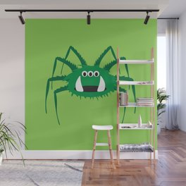 Itsy Bitsy Spider - Larry Wall Mural