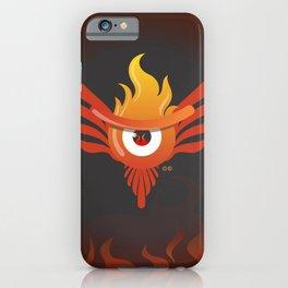 f.eye.nix iPhone Case