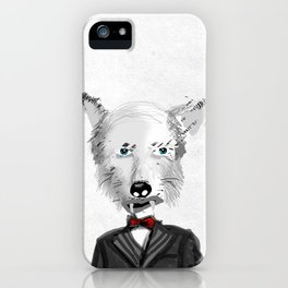 My name is not Harry Haller iPhone Case