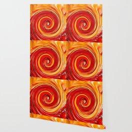 AUTUMN SWIRL Wallpaper