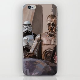 Not the Droids iPhone Skin