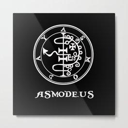Asmodeus Metal Print