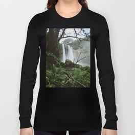 Wailua Falls Long Sleeve T-shirt