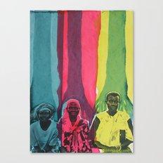 Courage, Wisdom, Strength Canvas Print