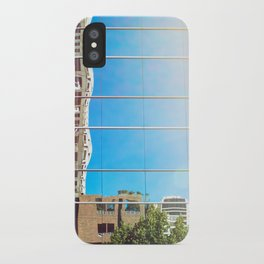 on reflection: bright. iPhone Case