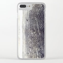 Billings - Montana - 1904 Clear iPhone Case
