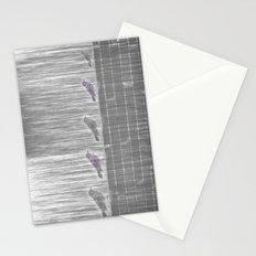 FIVE LITTLE BIRDS Stationery Cards