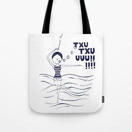 TXU TXUUUU - hidrogym tricks! Tote Bag