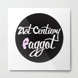 21st Century Living Metal Print