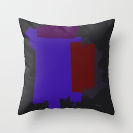 We are open today Throw Pillow