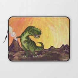 Animal Parade Tyrannosaurus Laptop Sleeve
