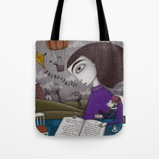 November Stories Tote Bag