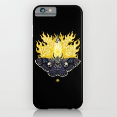 Moths to a Flame iPhone 6s Slim Case
