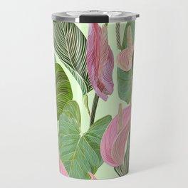 Lush Lily Travel Mug
