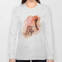 Bullfighter Long Sleeve T-shirt