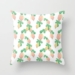 Cashew Throw Pillow
