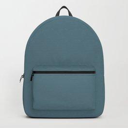 Rain Solid Color Block Backpack