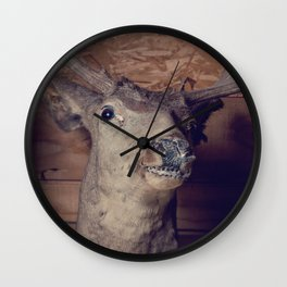 Uncle Buck Wall Clock
