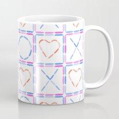 Hearts XOX Mug