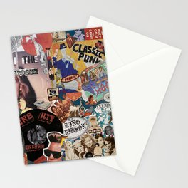 The K Groove Stationery Cards