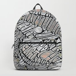 La Dignidad del Arte Backpack