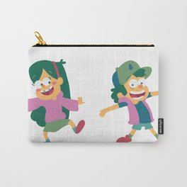 Mabel and Dipper Carry-All Pouch