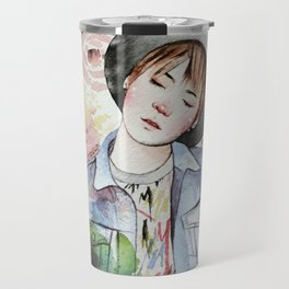the age of blossoms Travel Mug