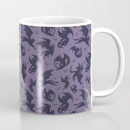 Batcats purple Coffee Mug