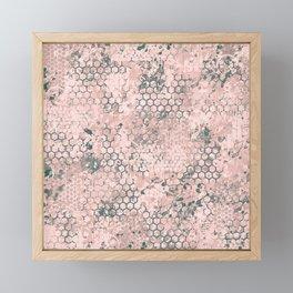 Blush Odyssey Framed Mini Art Print