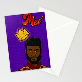 Melanin Monroe Stationery Cards