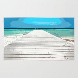 beautyfull pier Rug