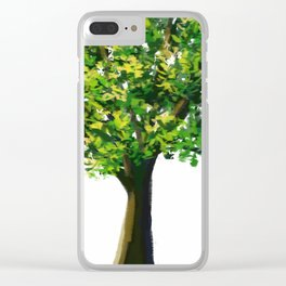 Just Turning DP151105a Clear iPhone Case