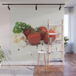 Cuisine italienne Wall Mural
