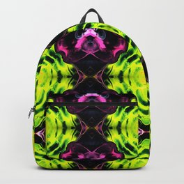 Abstract Self Portrait 3 Backpack
