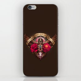 There Are Other Worlds Than These iPhone Skin