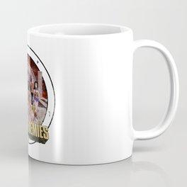 Super Enemies (Distressed) Coffee Mug