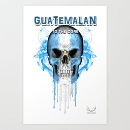To The Core Collection: Guatemala Art Print