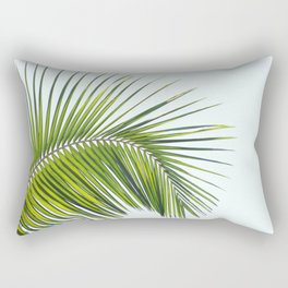 Green Africa Rectangular Pillow