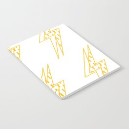 BLINDED LIGHT Notebook