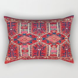 Burkett Saryk West Turkestan Jollar Rectangular Pillow