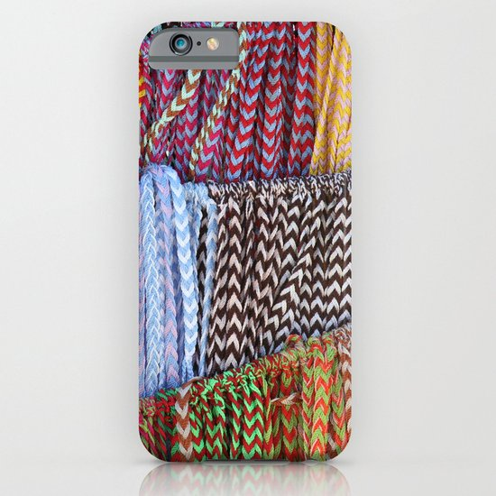 Color threads iPhone & iPod Case