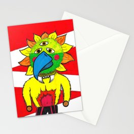 Mupster Stationery Cards