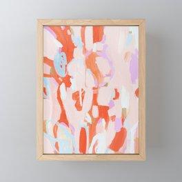 Sweet Tooth Framed Mini Art Print