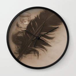 Write me a Sonnet Will Wall Clock