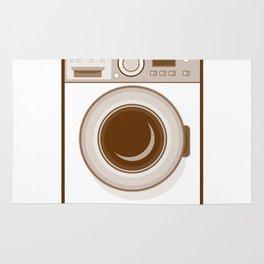 Retro Washing Machine Rug