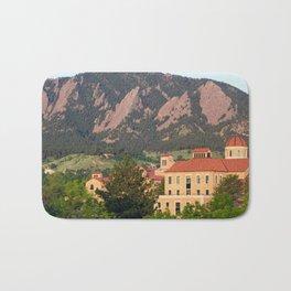 University of Colorado - Boulder Bath Mat