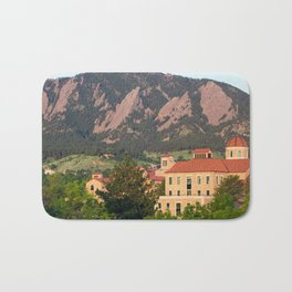University of Colorado - Boulder Bath Mat