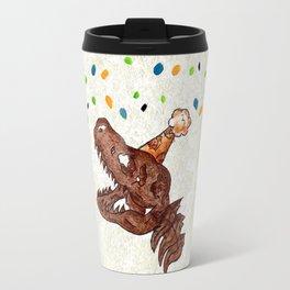 Old Fossil Travel Mug